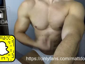 [31-10-20] muscle_mattdollan public webcam video from Chaturbate.com
