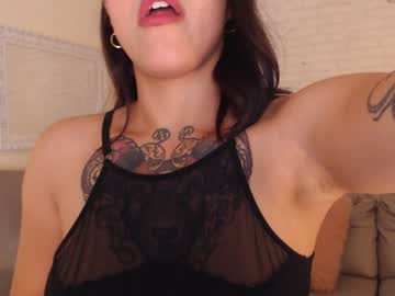 [21-03-20] sabrinabennet private from Chaturbate