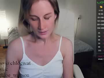 [29-06-21] chloe_wattson chaturbate public webcam video