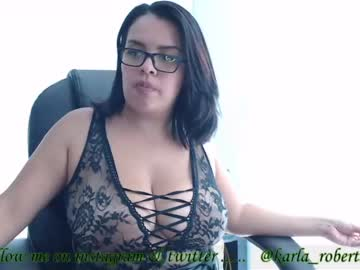 [26-05-20] karlaroberts7 record private webcam from Chaturbate