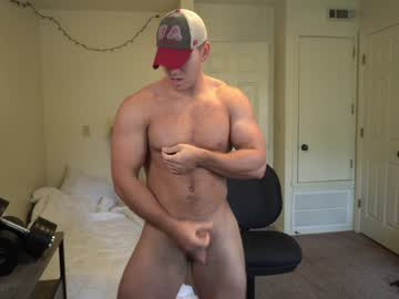 [03-05-21] hotmuscles6t9 private show from Chaturbate