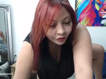 [21-10-20] sofiadamon cam video from Chaturbate