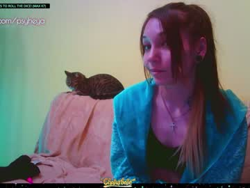 [02-05-21] psyheya private show video from Chaturbate