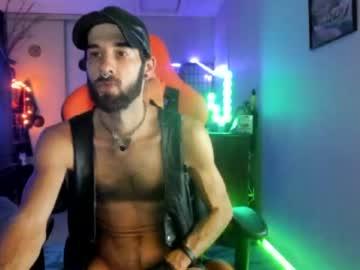 [13-09-20] leatherdude69 blowjob video from Chaturbate.com