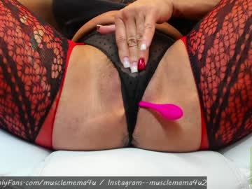[31-12-20] musclemama4u record private show