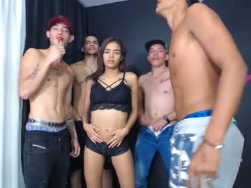 [12-02-20] the_best_party chaturbate show with cum
