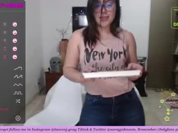 [24-02-21] sarayjonhsom private from Chaturbate