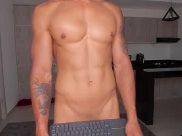 [29-09-21] aaronmagnum record blowjob video from Chaturbate.com