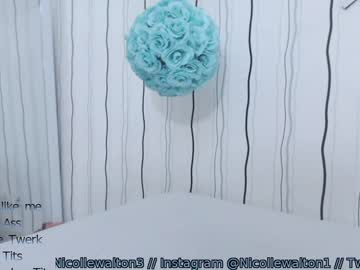 [24-01-20] nicollewalton blowjob video from Chaturbate