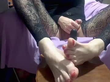 [22-08-20] feetqueen chaturbate show with toys