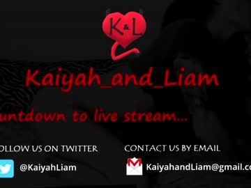[09-05-20] kaiyah_and_liam chaturbate cum