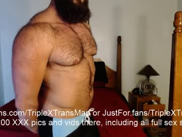 [10-01-20] triplextransmanxxx record private show from Chaturbate