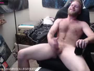[18-03-21] hairycollegedude21 private show
