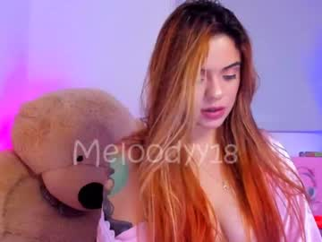[18-09-20] meloodyy18 video with dildo from Chaturbate