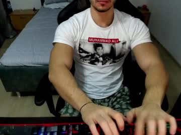 [27-01-21] masterkingmuscle show with toys from Chaturbate.com