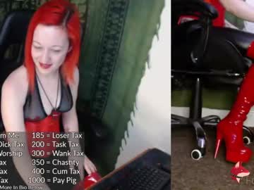 [26-01-21] the_foxtress public show from Chaturbate.com