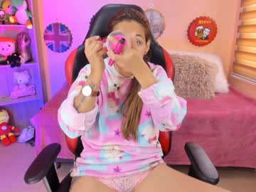 [29-01-20] camila_sandoval chaturbate show with toys