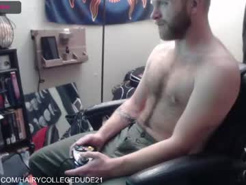 [10-12-20] hairycollegedude21 record webcam show from Chaturbate