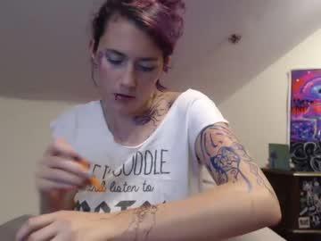 [24-06-21] violethooper record public webcam