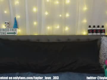 [14-08-20] taylor_love_303 record webcam video from Chaturbate