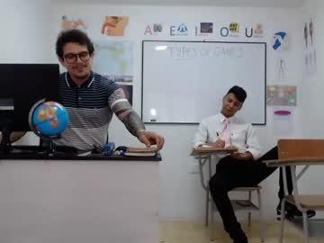 [10-06-21] sergio_in_class record cam video from Chaturbate.com