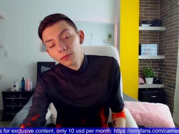 [10-08-20] cameron_cruz_x private sex video from Chaturbate