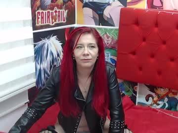[24-01-21] crimson_fauna show with cum