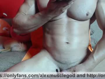 [03-08-20] alexhunk09 chaturbate toying