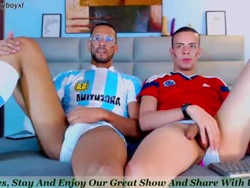 [31-07-21] two_hotsboys chaturbate cum