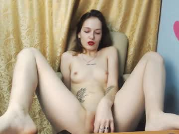 [24-01-20] lilie_godes record show with cum