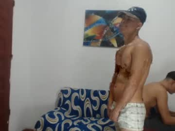 [04-07-20] marvelguys3 record private sex show from Chaturbate.com