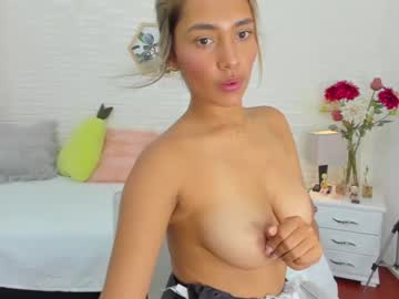 [03-08-21] anhy_pamela record video from Chaturbate