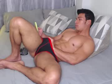 [28-10-20] alejostrong private sex show from Chaturbate