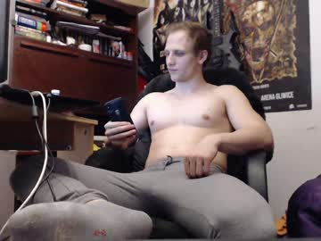 [29-04-20] xchris_wildx record blowjob show