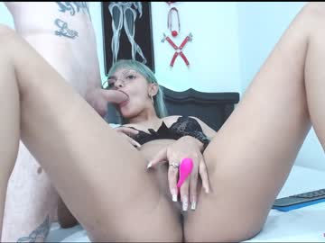 [26-01-20] color_couple private sex video from Chaturbate