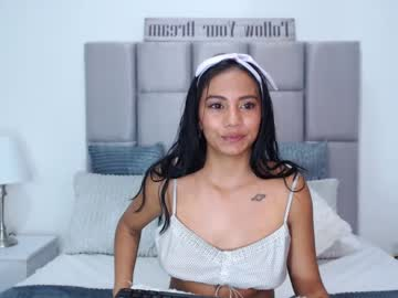 [21-10-20] aby_williams show with cum