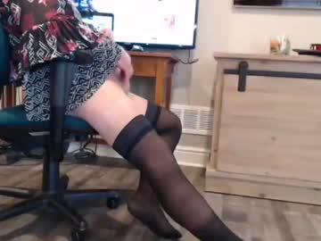 Nancy loves nylons