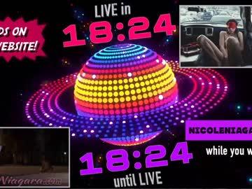 [28-03-20] nicoleniagara record public show