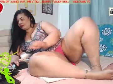 [13-02-20] jade1100 record private from Chaturbate