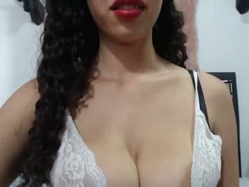 [11-08-20] maria_crox record show with cum