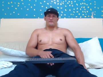 [04-06-20] billy_glidee chaturbate show with cum