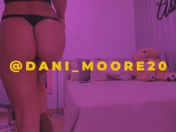 [28-10-20] dani_moore chaturbate cam show