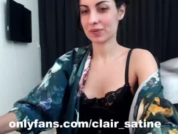 [05-01-21] clairsatine record blowjob video