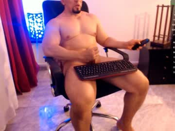 [07-07-20] masked_bodybuilder chaturbate show with toys