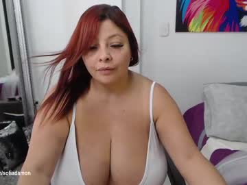 [01-11-20] sofiadamon show with cum from Chaturbate