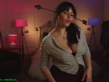 [19-02-20] mila_ record private sex video from Chaturbate.com