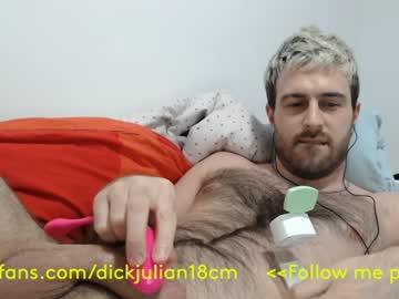 [16-02-21] dickjulian blowjob show