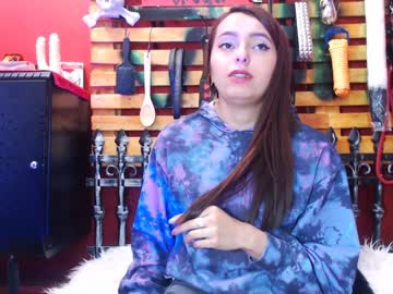[26-08-20] pocahontas_7 record show with toys from Chaturbate