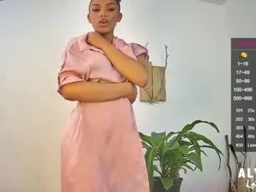 [08-03-21] alyssa_latin01 record video from Chaturbate