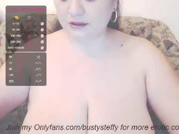 [23-11-20] bustysteffy cum